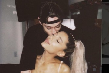 Ariana Grande Is Reportedly Engaged To 'SNL's Pete Davidson After A Mere Four Weeks Of Dating