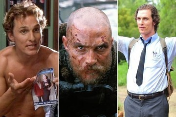 7 Times Matthew McConaughey Was Better Than the Movie He Was In