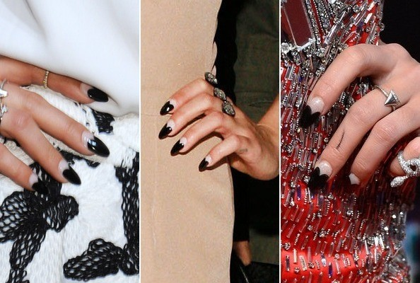 DIY Heart Nails: The Manicure Celebs (Like Vanessa Hudgens!) Are Obsessed With