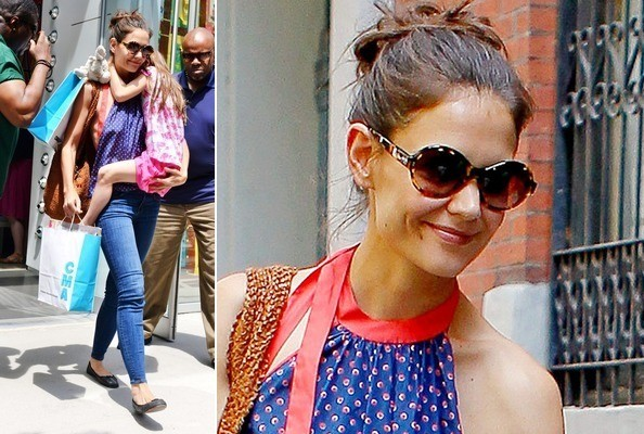 Rsm0t 78fJTl Is Katie Holmes Secretly Scoping Out J.Crew?