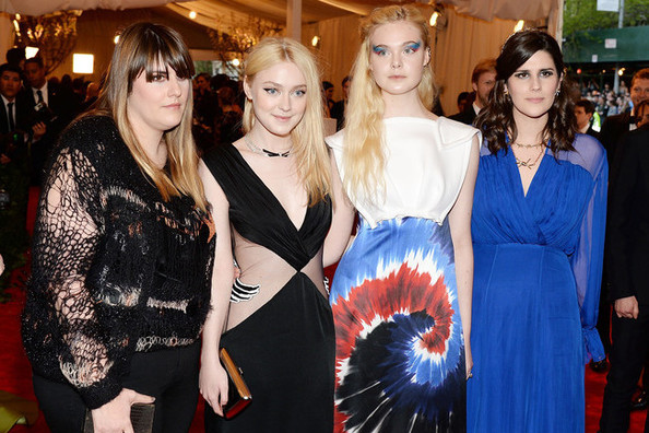 Rumor Alert: Elle and Dakota Fanning to Collaborate with Rodarte