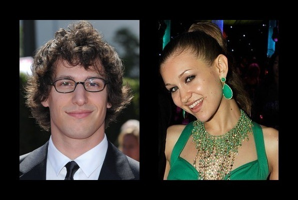 Andy Samberg is dating Joanna Newsom