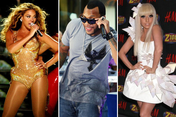 Number 1 Music Artists of 2009