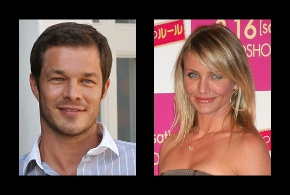 Paul Sculfor dated Cameron Diaz