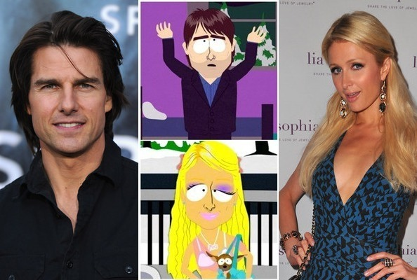 Celebrities Parodied by 'South Park'