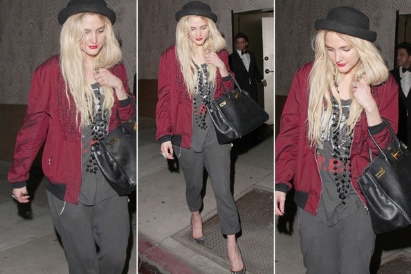 7 Keys to Rock Star Style, as Worked by Ashlee Simpson