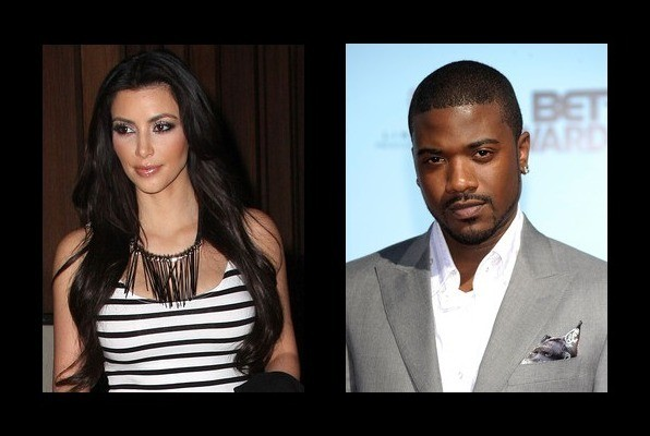 Kim Kardashian dated Ray J