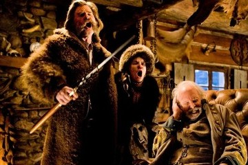 Insane Violence & the Little Lady Steal the Show in 'The Hateful Eight'
