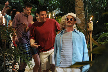 'How I Met Your Mother' Does 'Weekend at Bernie's'