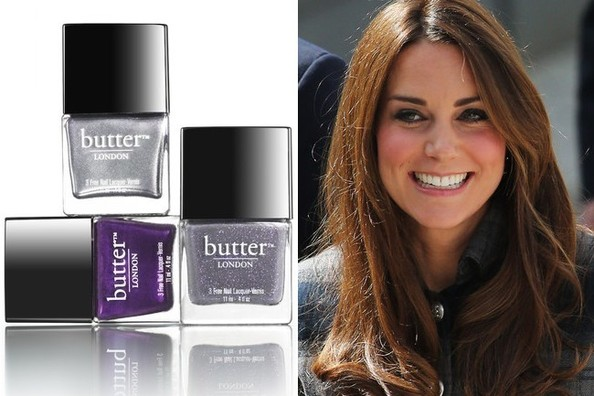 Channel Your Inner-Duchess with Butter London's The Royals Collection