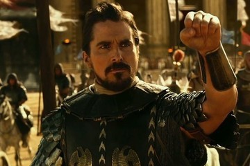 Here's the First Trailer for 'Exodus: Gods and Kings' with Christian Bale as Moses