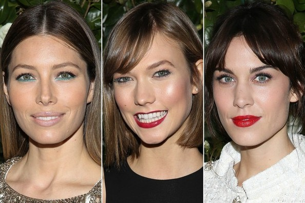 Vote! Who Had the Best Hair and Makeup at The Museum Of Modern Art 2013 Film Benefit?