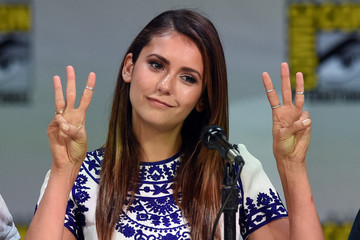 Nina Dobrev Jokes That She Has 'SOOOO' Many Boyfriends, Shares Photo of a Few More