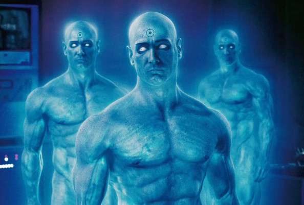 Watchmen 2009 The Greatest Comic Book Movies Of All Time Zimbio