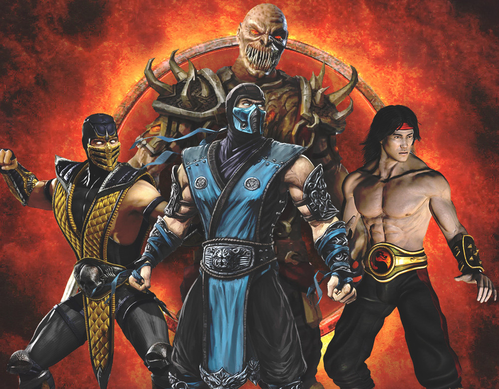 Character Design Mortal Kombat : Which mortal kombat character are you quiz zimbio