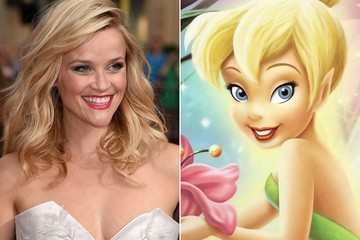 Reese Witherspoon Grabs Title Role in Disney's 'Tink'