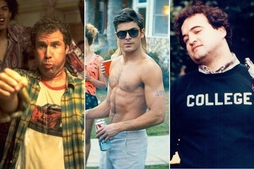 10 Film Fraternity Brothers to Avoid