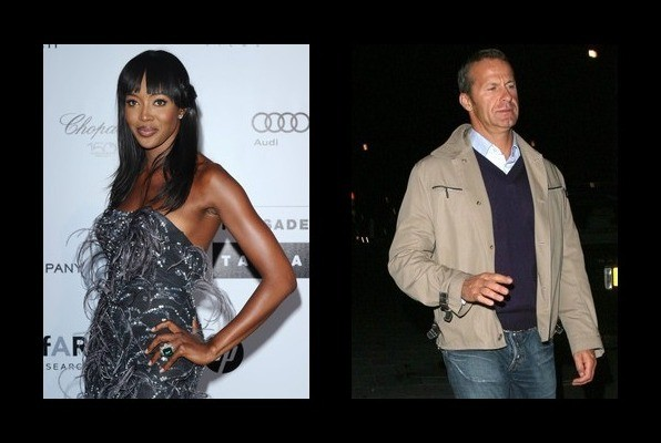 Naomi Campbell is dating Vladislav Doronin