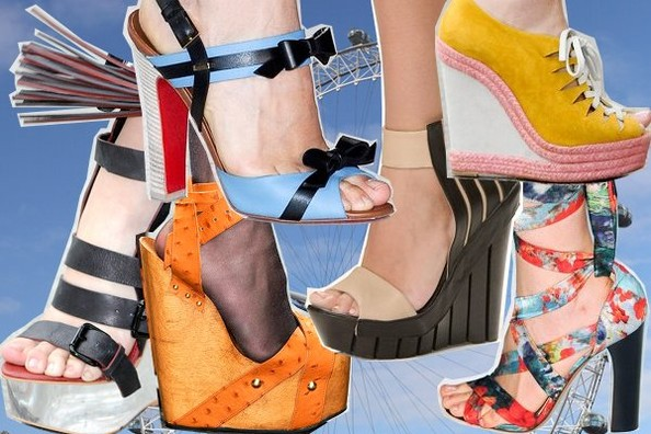 The 25 Best Shoes of London Fashion Week