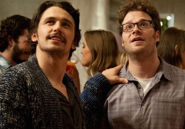 James Franco & Seth Rogen - Actors Who Always Work ...