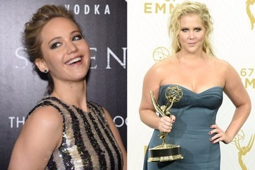 Jennifer Lawrence Sends an Award Worthy Post-Emmys Text to Amy Schumer