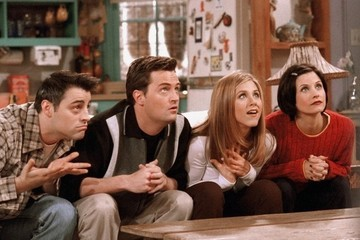 Guess the Famous 'Friends' Episode by the Screenshot