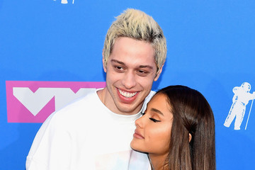 Pete Davidson And Ariana Grande Addressed Their Breakup On The Same Night