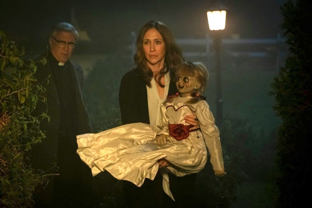 'Annabelle Comes Home' Unleashes An All-Star Team Of New Villains