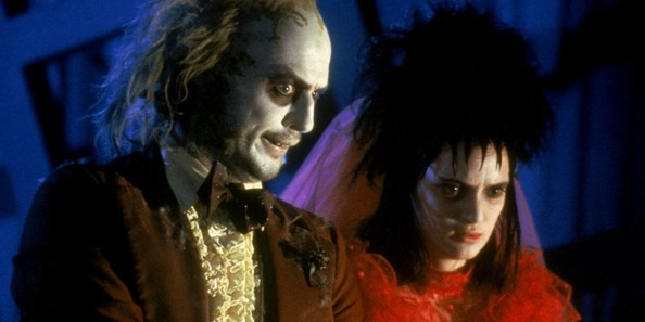 Tim Burton Says He's Directing 'Beetlejuice 2' and Winona Ryder Is In