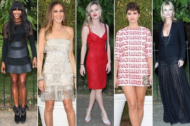 Vote! Who Was the Best Dressed at the Serpentine Summer Party?