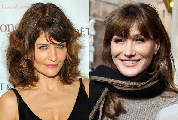 Helena Christensen Interviews Carla Bruni, Talks About That Naked Photo Scandal