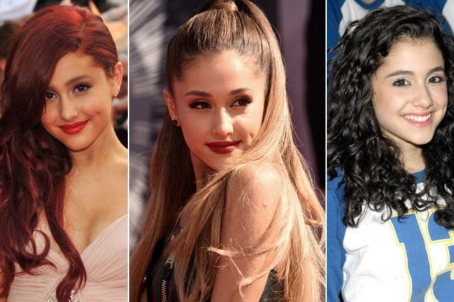 Non Ponytail Hairstyles Ariana Grande Will Never Try Again