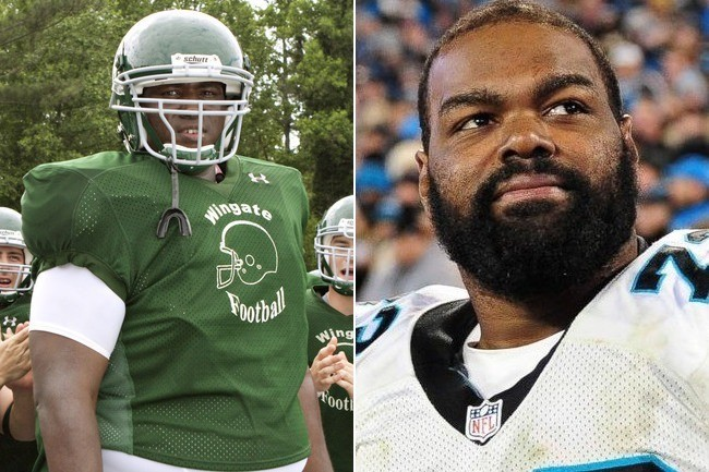 The Blind Side - Michael Oher