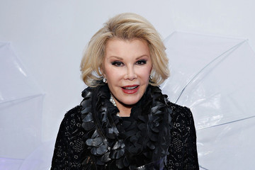 Joan Rivers' Funeral Was Just as Fantastic As She'd Requested