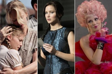 'Catching Fire' - From District 12 to the Capitol