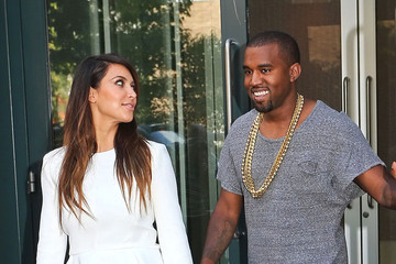 Kanye West Raps About Dipping Kim Kardashian's Butt in Gold on Future's 'I Won'