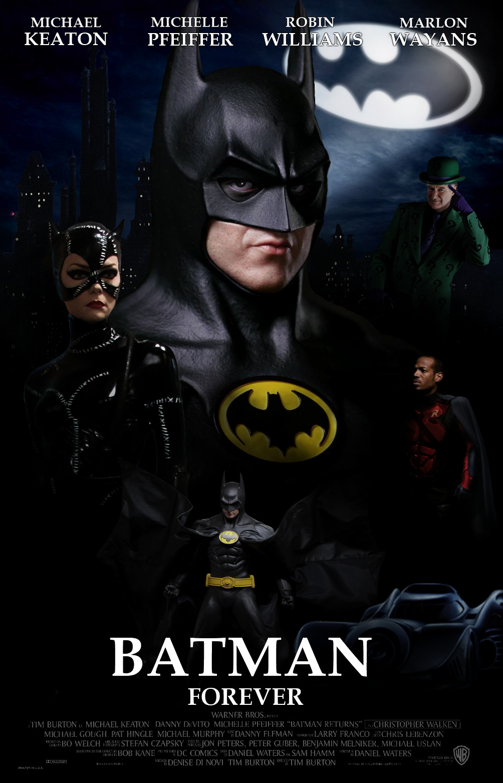 8 unmade batman movies why they never happened beyond - Batman 3 film ...