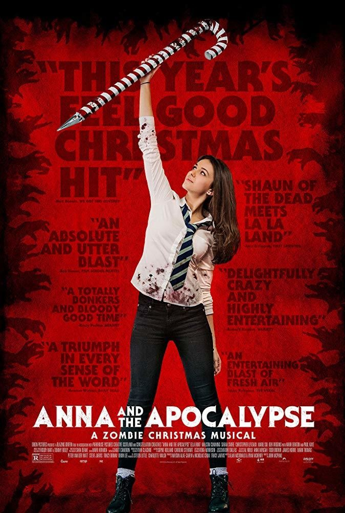 Christmas Zom-Com 'Anna And The Apocalypse' Sings At The End Of The World