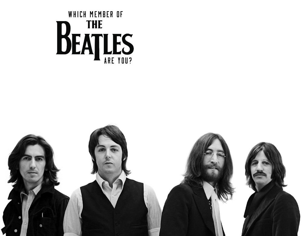 Which Member Of The Beatles Are You