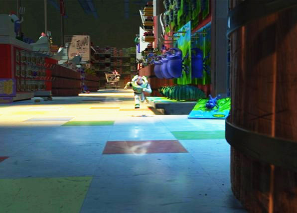 A Bug S Life Toys In Toy Story 2 A Closer Look At Pixar S Many Easter Eggs Zimbio