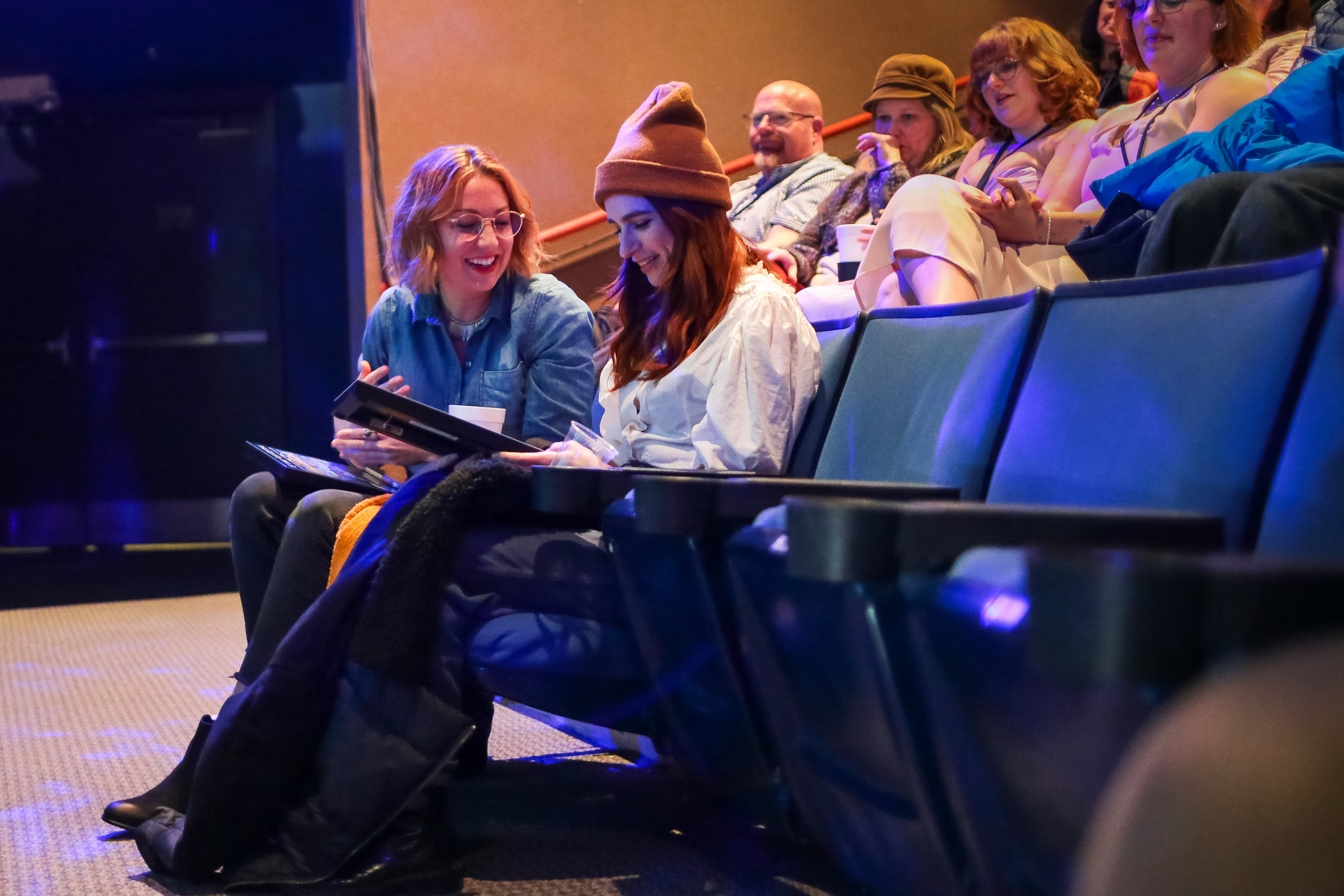 (All Hail) Vail Film Festival: A Place Where Women Are Seen, Heard, And Celebrated