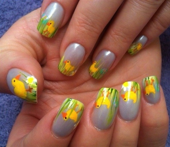 Easter Nail Ideas: 13 Beautiful Spring Manicures to Consider