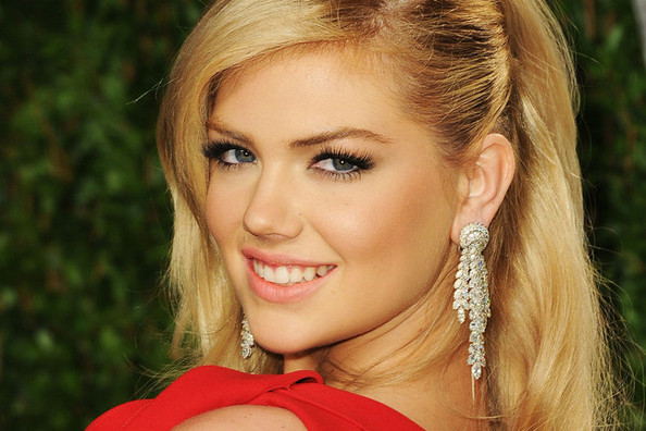 Kate Upton Digs Hot Pockets, Rita Ora Gives Us a Peek at Her Rimmel Shoot, and More