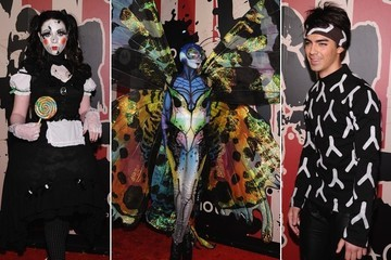 The Best Costumes at Heidi Klum's 2014 Halloween Party