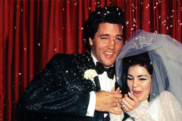 Vintage Celebrity Wedding Photos