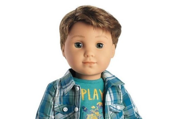 American Girl Has Introduced Its First-Ever Boy Doll