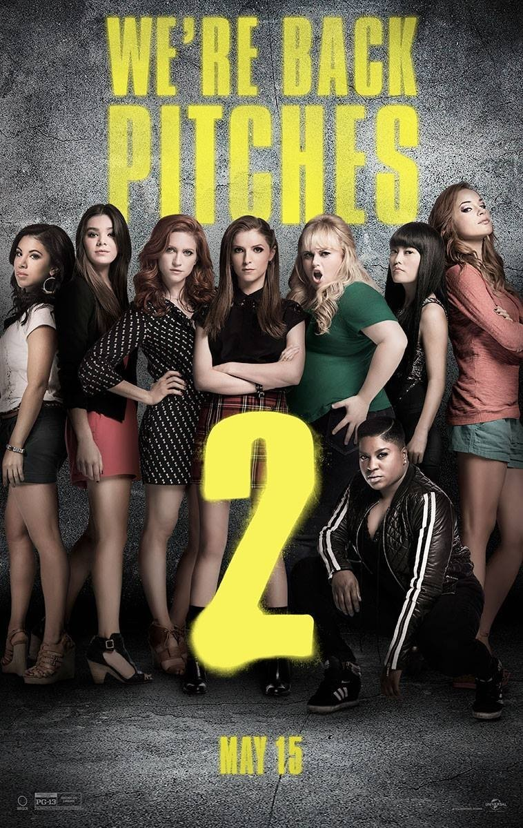 Girls Rule the World in Goofy Sweet 'Pitch Perfect 2'