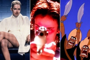 The Most Controversial Movies of the '90s