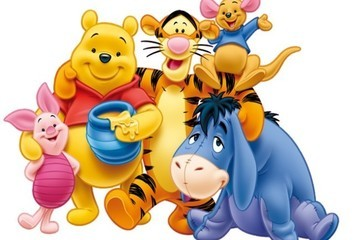 Which 'Winnie the Pooh' Character Are You?