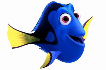 The First 'Finding Dory' Image Has Been Released